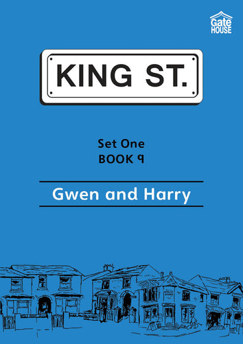 Gwen and Harry: King Street Readers: Set One Book 9