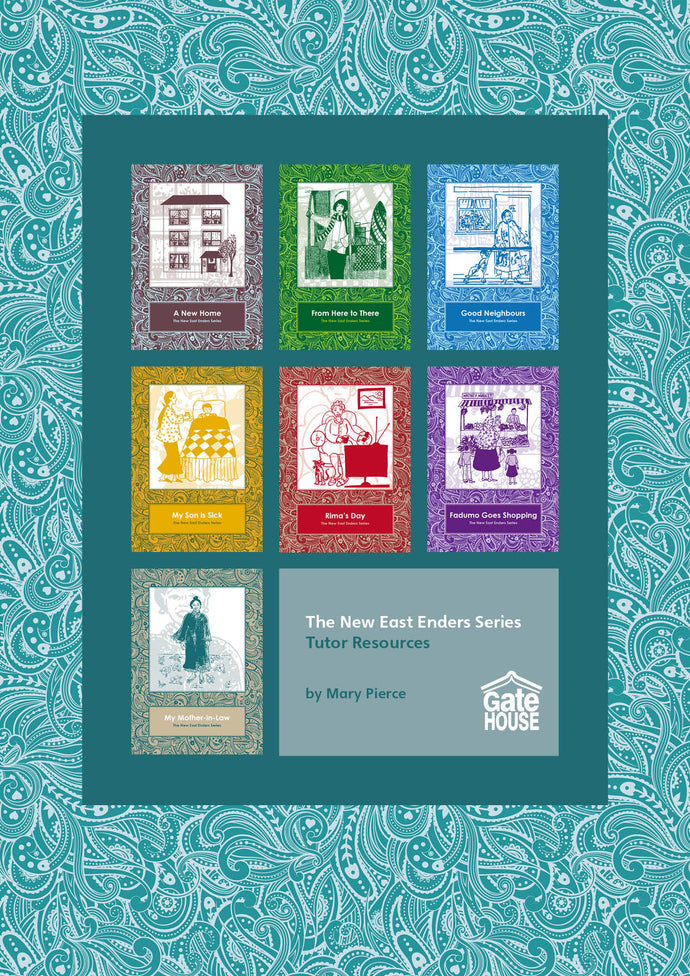 The New East Enders Series: Tutor Resources (PDF)