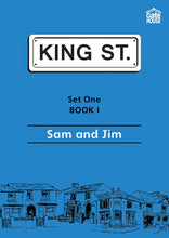 Load image into Gallery viewer, Sam and Jim: King Street Readers: Set One Book 1