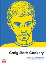 Load image into Gallery viewer, Craig Starts Cookery