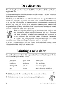 Everyday Worksheets: Book 1