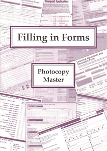 Filling in Forms (PDF)