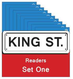 King Street: Readers - Set One