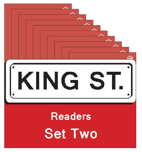King Street: Readers - Set Two