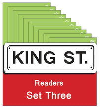 Load image into Gallery viewer, King Street: Readers - Set Three