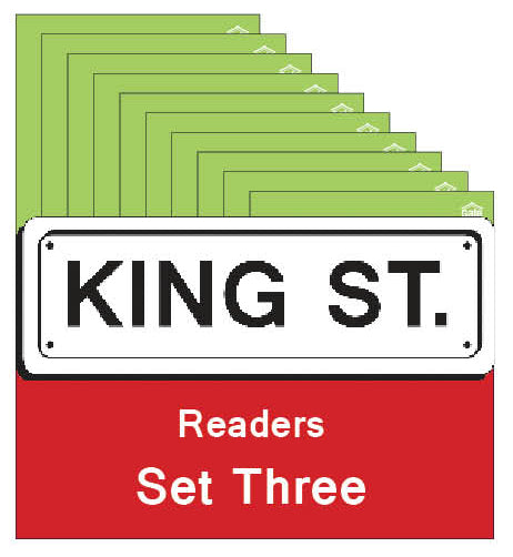 King Street: Readers - Set Three
