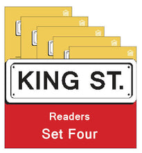 Load image into Gallery viewer, King Street: Readers - Set Four