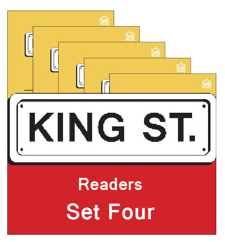 King Street: Readers - Set Four