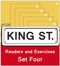 Load image into Gallery viewer, King Street: Readers and Exercises - Set Four
