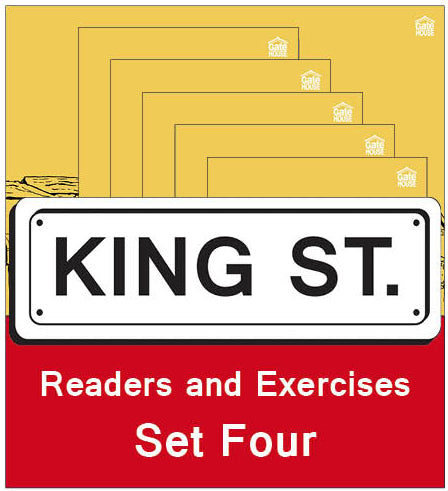 King Street: Readers and Exercises - Set Four