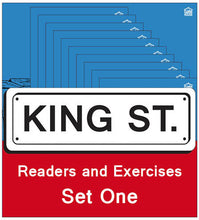 Load image into Gallery viewer, King Street: Readers and Exercises - Set One