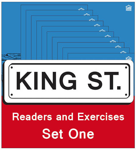 King Street: Readers and Exercises - Set One