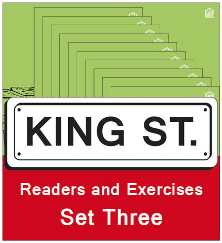 King Street: Readers and Exercises - Set Three