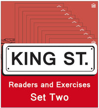 Load image into Gallery viewer, King Street: Readers and Exercises - Set Two