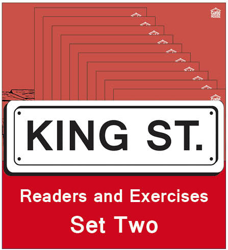 King Street: Readers and Exercises - Set Two