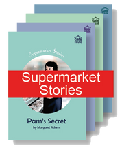 Load image into Gallery viewer, The Supermarket Stories Series (4 books)