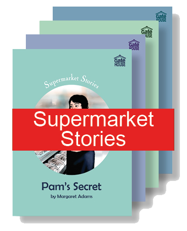 The Supermarket Stories Series (4 books)