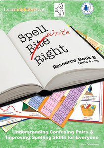 Spell Write Right: Complete Programme