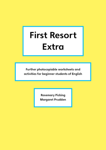 First Resort Extra (PDF)