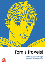 Load image into Gallery viewer, Tom's Travels!