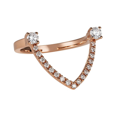 Stackable Diamond Ring - Simonian