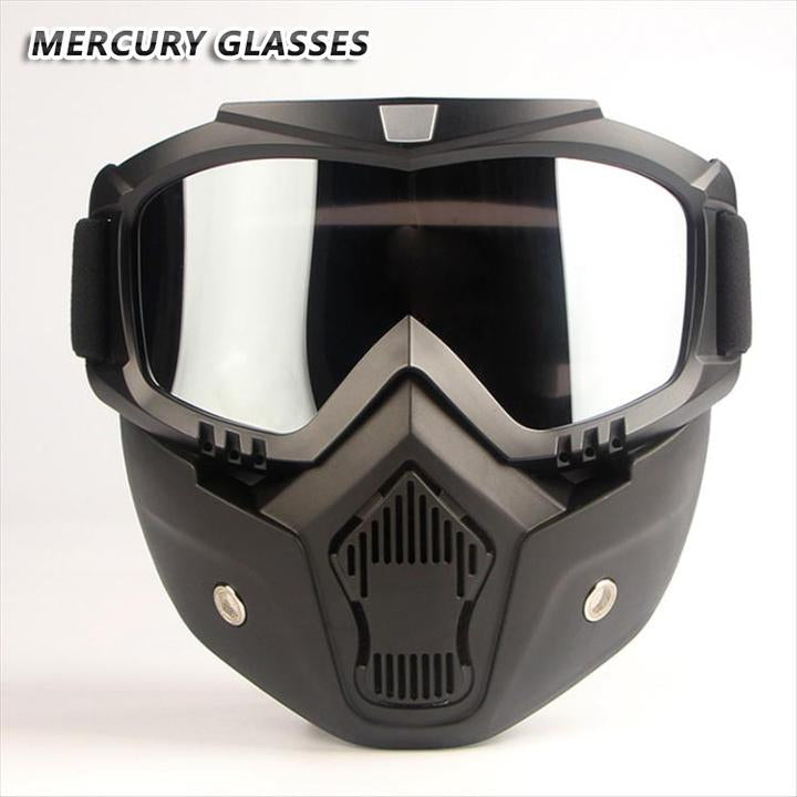 Riding Mask Waterproof Windproof Anti-Fog