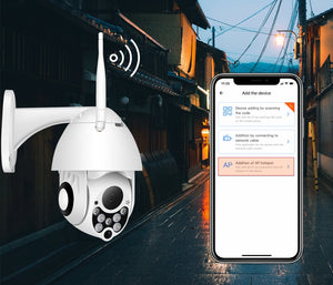 GyroCam - Outdoor WiFi Security Camera