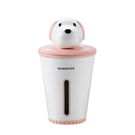 USB Air Humidifier (built in Essential Oil Diffuser and LED Night Lamp)