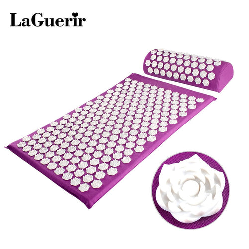 Instant Relief Acupuncture Massage Mat