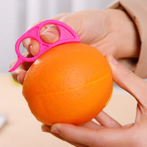 Magic Orange Peeler