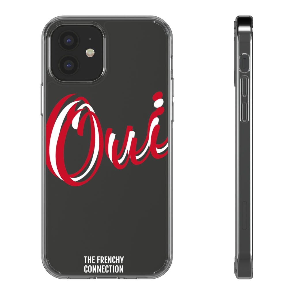 Oui Clear iPhone 12 Case (Shock Absorbing)