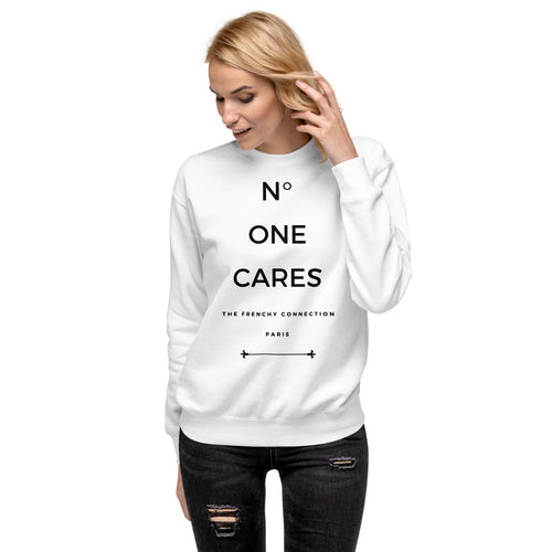 No One Cares Pull - Femme