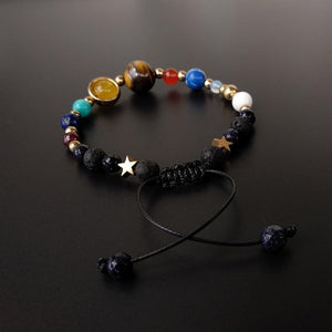 New Solar System Inspired Bracelet including Pluto! Bracelet Supply and Vibe
