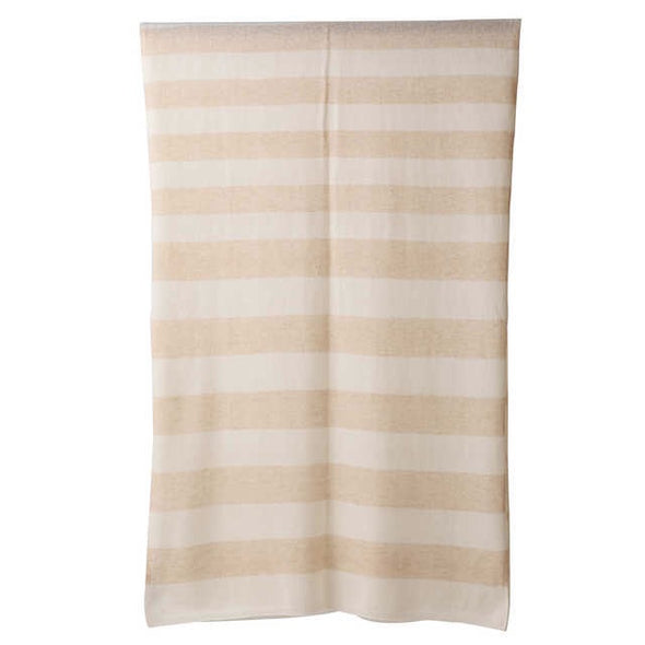 Cashmere stripes scarf
