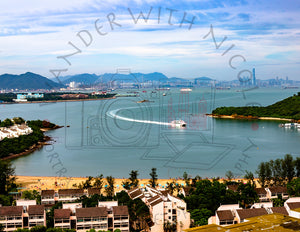 Discovery Bay | Photographic Print