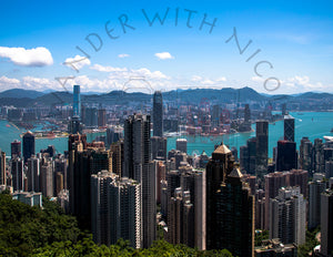Hong Kong Views | Photographic Print