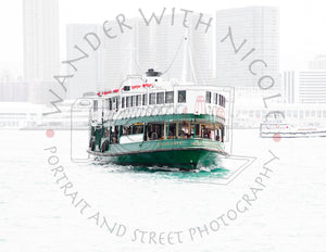 Star Ferry | Photographic Print