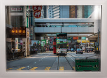 Load image into Gallery viewer, Central Tram, 3D Frame