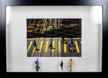 Load image into Gallery viewer, Crosswalk Wandering 3D Frame
