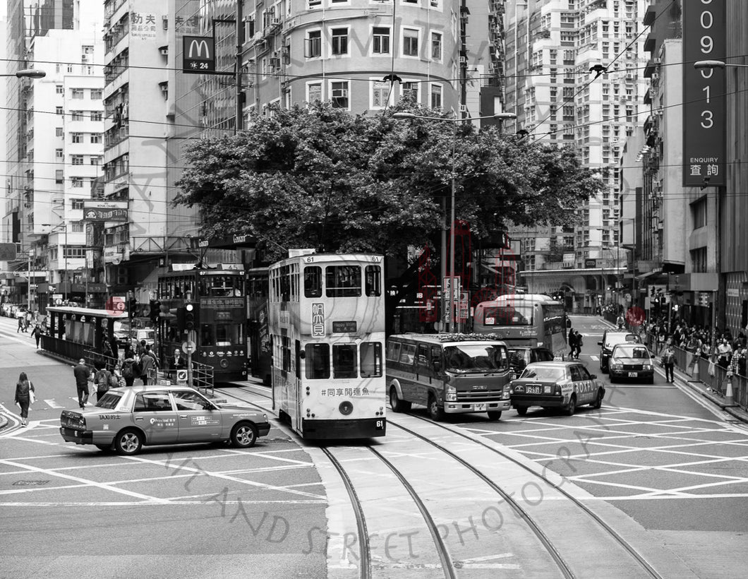 Wan Chai Madness | Photographic Print