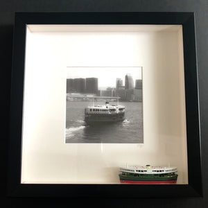 Star Ferry, Square 3D Frame