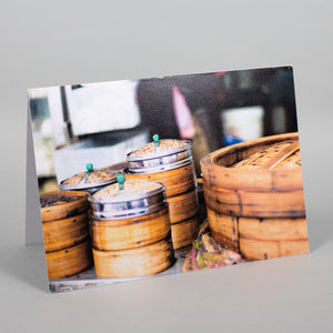 Dim Sum Greeting Card