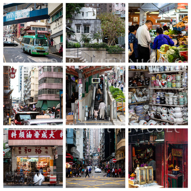 Sai Ying Pun | Neighbourhood Photographic Print