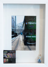 Load image into Gallery viewer, Tram News Stand, 3D Frame