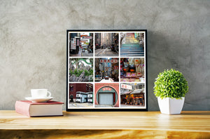 Sheung Wan | Neighbourhood Photographic Print