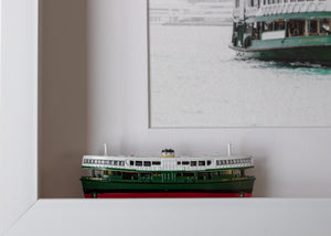 Star Ferry 3D Frame