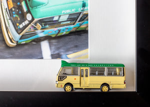 Mini Bus 3D Frames