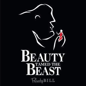 Beauty Tamed the Beast, musical mashup of King Kong Broadway and Disney's Beauty and the Beast; Tshirt, Tshirts, Graphic Tee, Graphic Tees, Broadway Merchandise