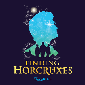 Finding Horcrux Harry Potter Broadway Merchandise Ron Weasley Hermione Grainer TShirt, TShirts, Graphic Tee, Graphic Tees, Broadway Merchandise