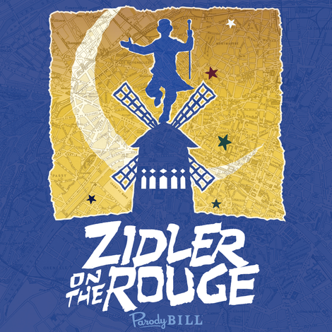Zidler on the Rouge